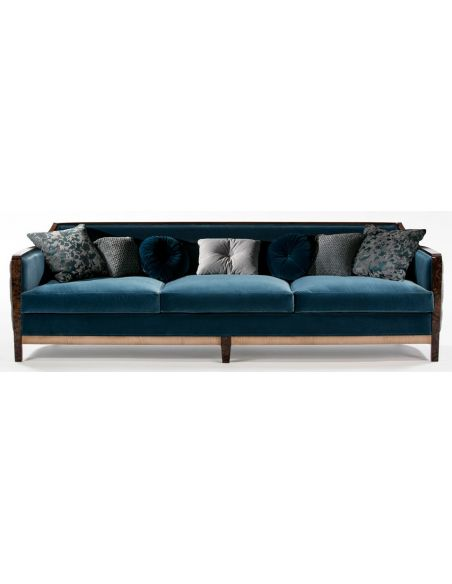 SOFA, COUCH & LOVESEAT ALAQUAS COLLECTION. SOFA 2 SEATER