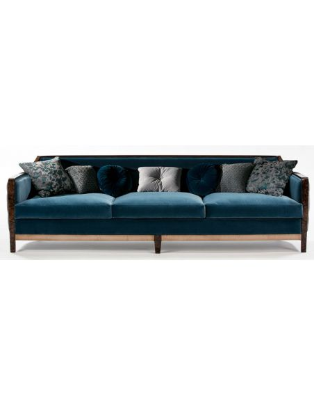 SOFA, COUCH & LOVESEAT ALAQUAS COLLECTION. SOFA 3 SEATER