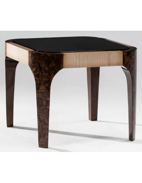 TABLES - SIDE, LAMP & BEDSIDE ALAQUAS COLLECTION. SIDE TABLE
