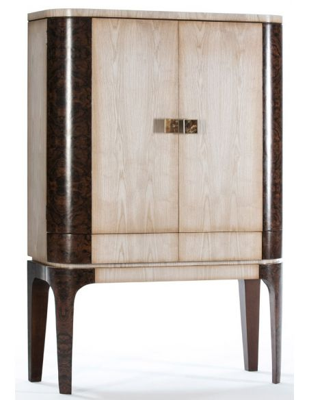 Breakfronts & China Cabinets ALAQUAS COLLECTION. CABINET