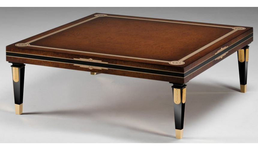 Rectangular and Square Coffee Tables DALLAS COLLECTION. COFFEE TABLE