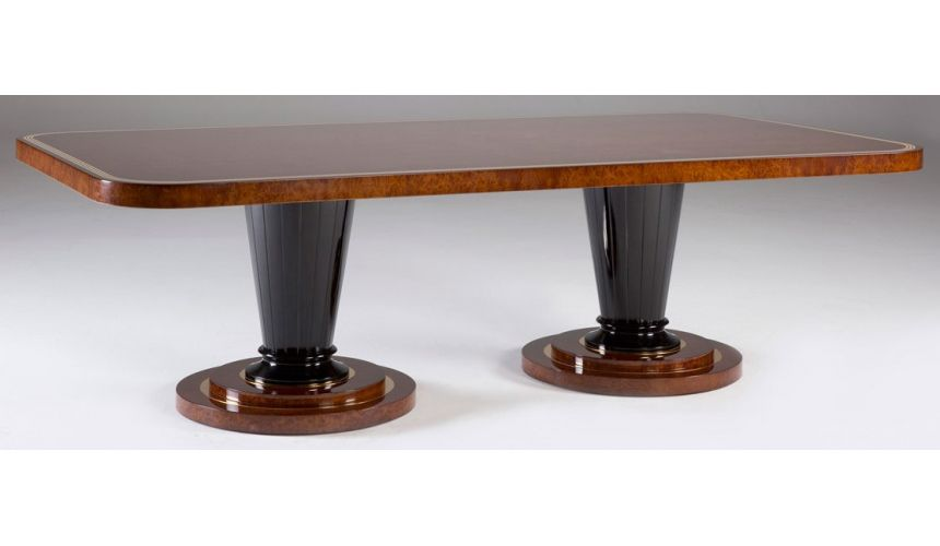 DINING ROOM FURNITURE DALLAS COLLECTION. DINING TABLE