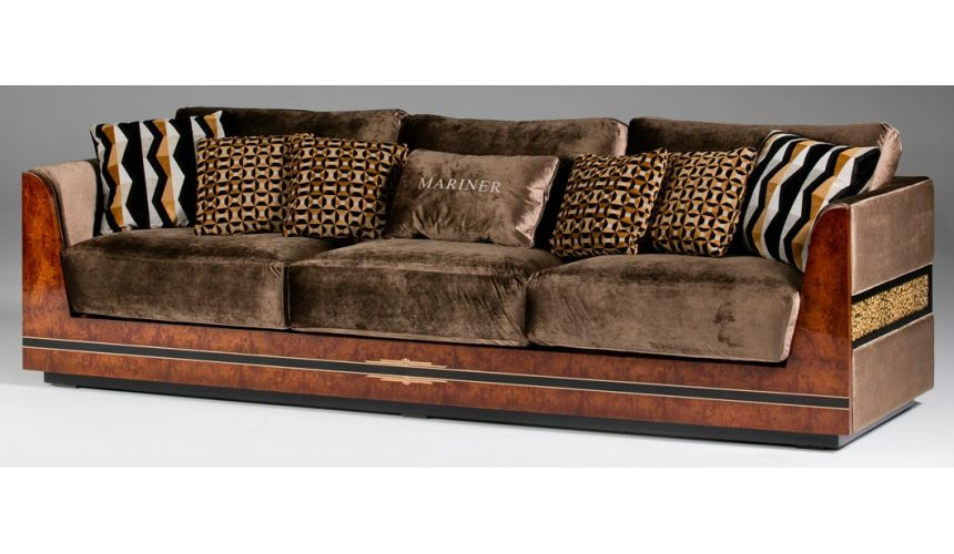 SOFA, COUCH & LOVESEAT DALLAS COLLECTION. SOFA 3 SEATER
