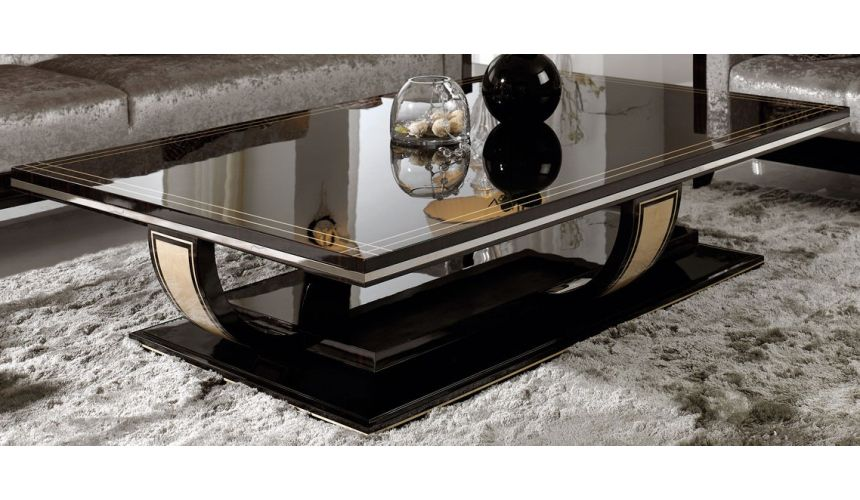 Rectangular and Square Coffee Tables MALIBU COLLECTION. COFFEE TABLE D