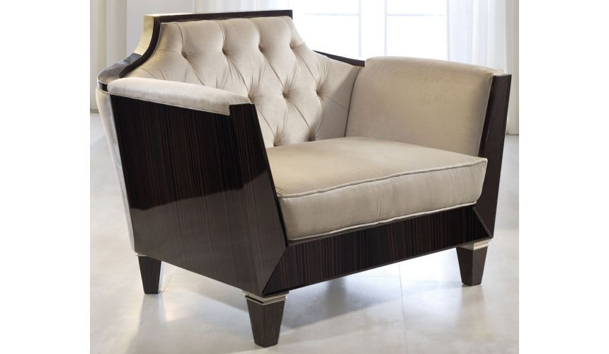 French Style Furniture ARMCHAIR. BEL AIR 60116-2
