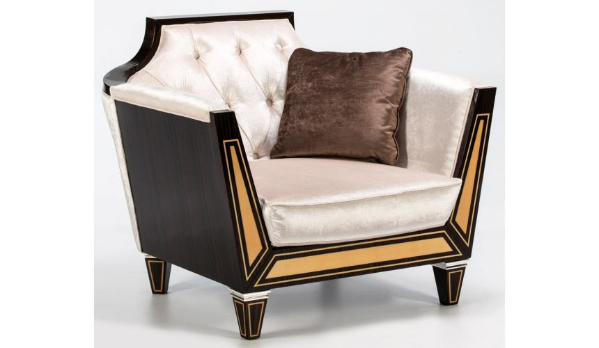 French Style Furniture MALIBU COLLECTION. ARMCHAIR