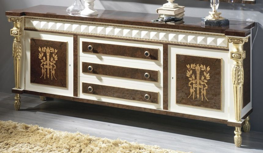 Breakfronts & China Cabinets KNIGHTSBRIDGE COLLECTION. SIDEBOARD
