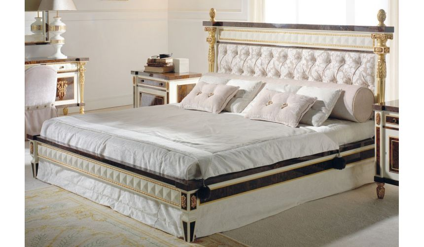 Queen and King Sized Beds KNIGHTSBRIDGE COLLECTION. BED