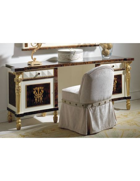 Dressing Vanities & Furnishings KNIGHTSBRIDGE COLLECTION. DRESSING TABLE