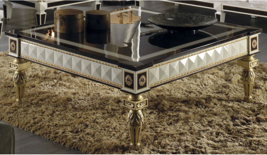 Rectangular and Square Coffee Tables KNIGHTSBRIDGE COLLECTION. COFFEE TABLE