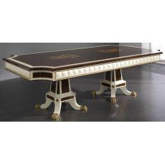 KNIGHTSBRIDGE COLLECTION. DINING TABLE