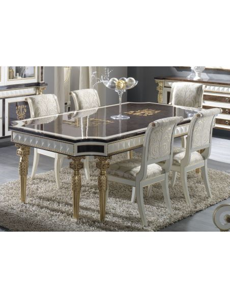 DINING ROOM FURNITURE KNIGHTSBRIDGE COLLECTION. DINING TABLE B