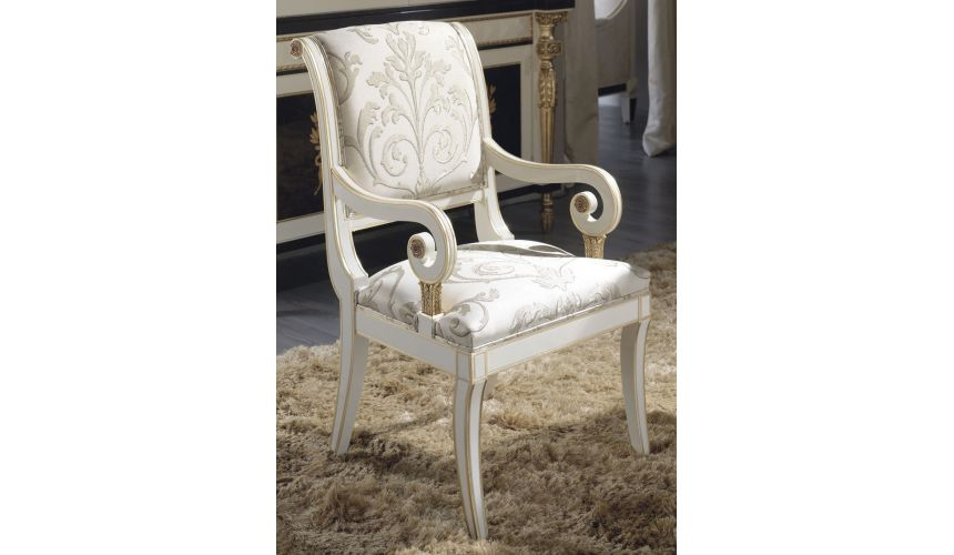 Dining Chairs KNIGHTSBRIDGE COLLECTION. ARMCHAIR
