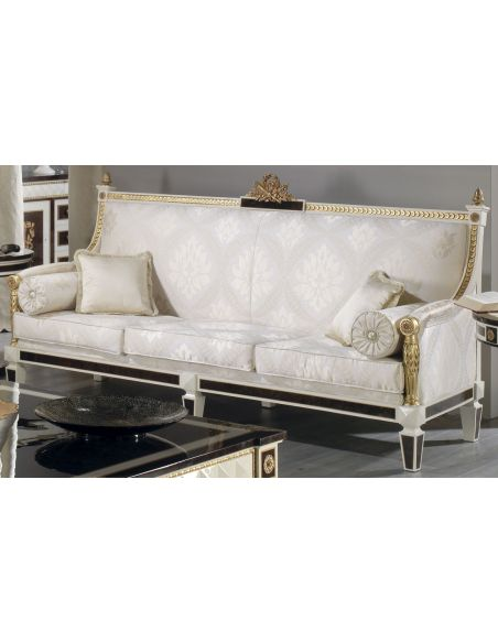 SOFA, COUCH & LOVESEAT KNIGHTSBRIDGE COLLECTION. SOFA 3 SEATER
