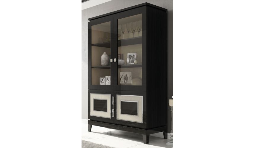 Breakfronts & China Cabinets PRIMROSE COLLECTION. CABINET