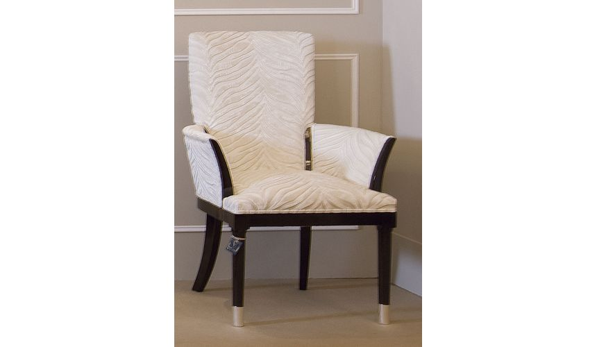 Dining Chairs WESTCHESTER COLLECTION. ARMCHAIR