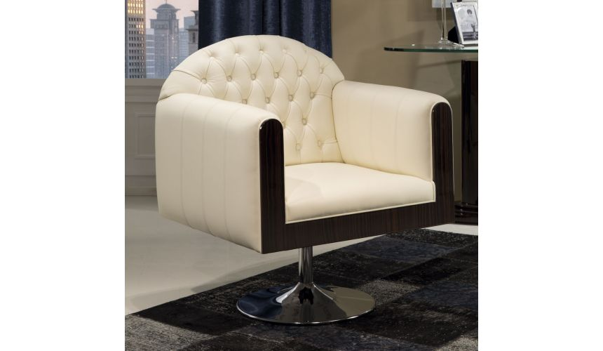 French Style Furniture NEWPORT COLLECTION. EASY CHAIR