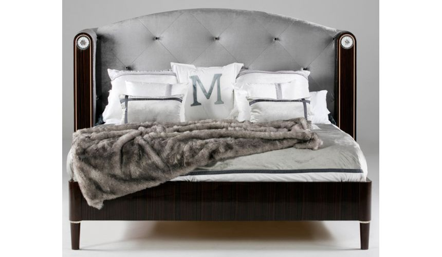 Queen and King Sized Beds NEWPORT COLLECTION. BED