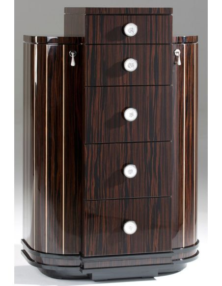 Chest of Drawers NEWPORT COLLECTION. CHEST OF DRAWERS