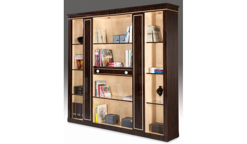 Bookcases NEWPORT COLLECTION. BOOKCASE B