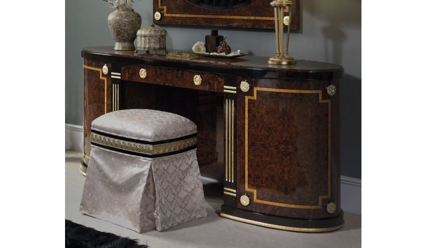 Dressing Vanities & Furnishings BEVERLY COLLECTION. DRESSING TABLE