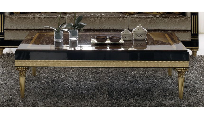 Rectangular and Square Coffee Tables BEVERLY COLLECTION. COFFEE TABLE
