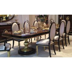 BEVERLY COLLECTION. DINING TABLE