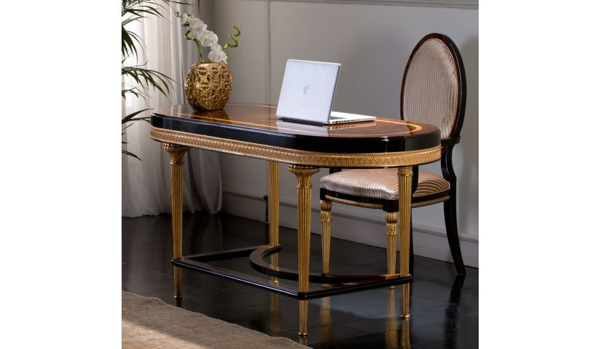 Library & Home Office Furniture BEVERLY COLLECTION. DESK