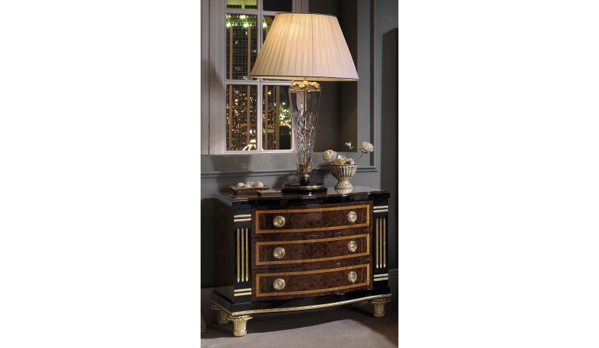 Chest of Drawers BEVERLY COLLECTION. NIGHT TABLE