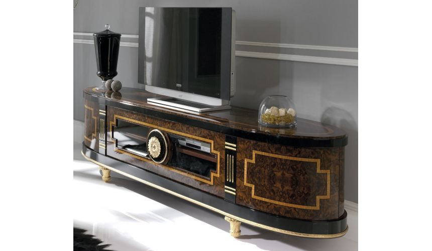 Entertainment Centers, TV Consoles, Pop Ups BEVERLY COLLECTION. TV FURNITURE