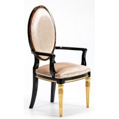 BEVERLY COLLECTION. ARMCHAIR