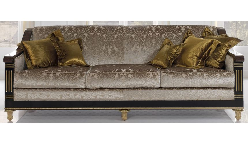 SOFA, COUCH & LOVESEAT BEVERLY COLLECTION. SOFA 2 SEATER