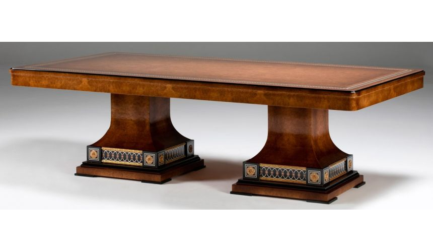 DINING ROOM FURNITURE VERTOU COLEECTION. DINING TABLE