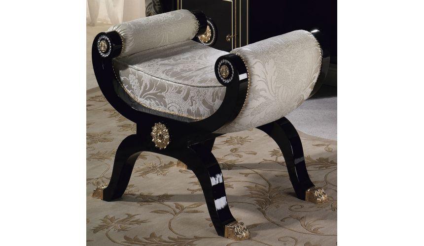 Dressing Vanities & Furnishings BELARUS COLLECTION. STOOL