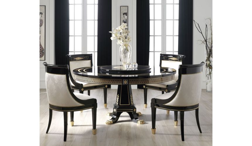 DINING ROOM FURNITURE BELARUS COLLECTION. DINING TABLE B
