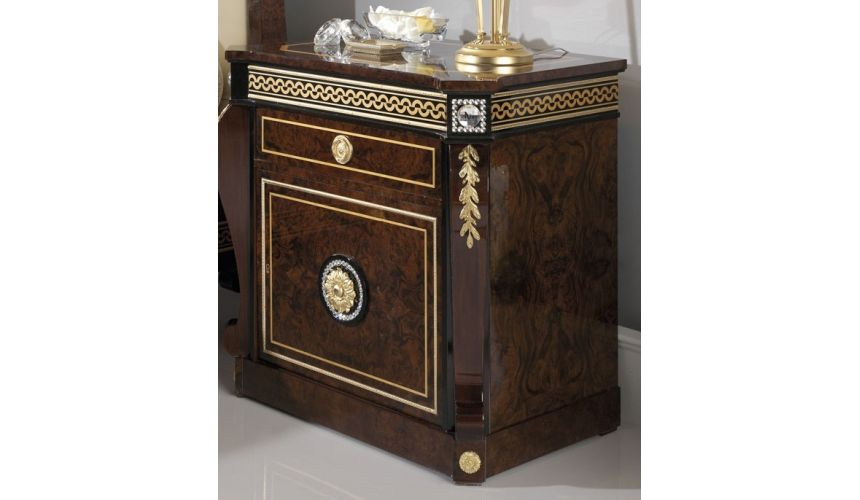 Chest of Drawers BELARUS COLLECTION. NIGHT TABLE
