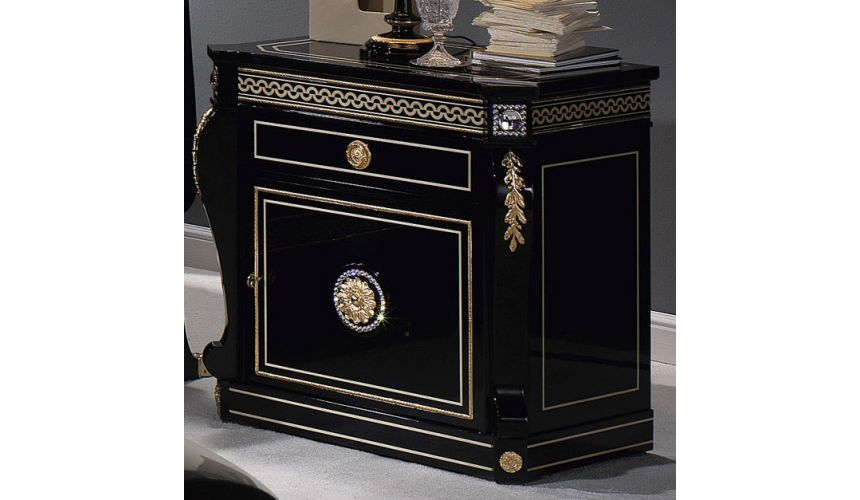 Chest of Drawers BELARUS COLLECTION. NIGHT TABLE B