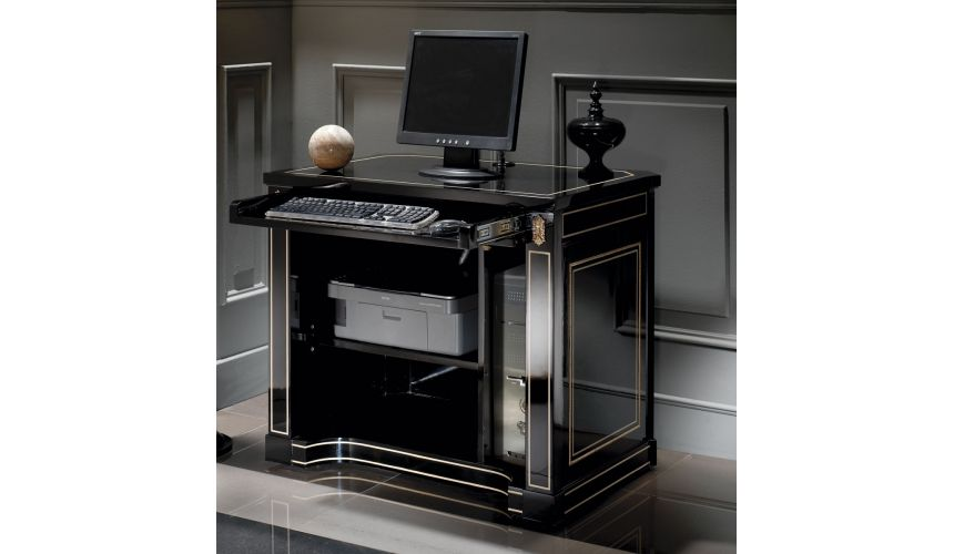 Library & Home Office Furniture BELARUS COLLECTION. PC DESK