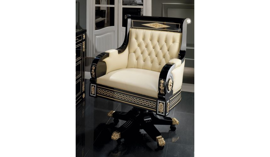 Dining Chairs BELARUS COLLECTION. ARMCHAIR