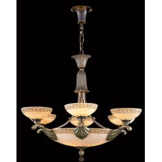 CHANDELIER. Padua Collection 28524