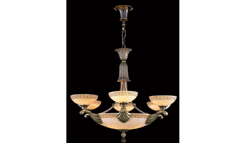 Chandeliers CHANDELIER. Padua Collection 28524