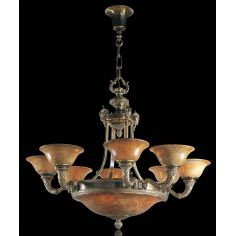 CHANDELIER. Padua Collection 28531