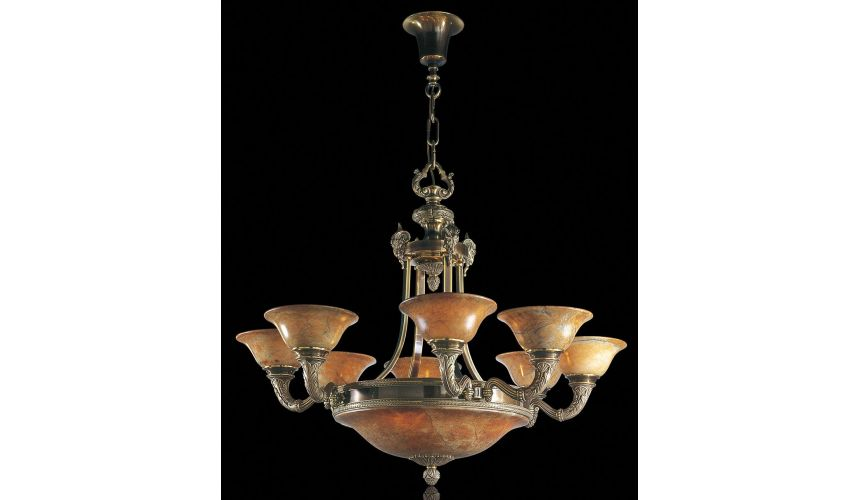 Chandeliers CHANDELIER. Padua Collection 28531