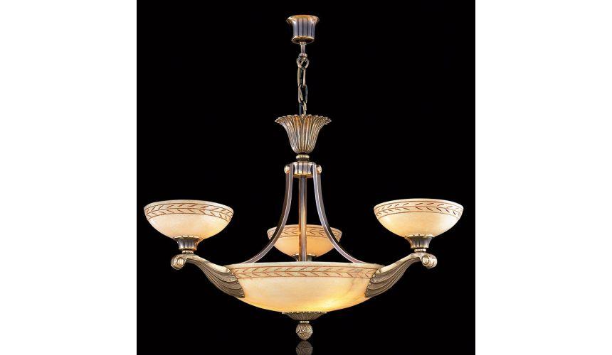 Chandeliers CHANDELIER. Padua Collection 28549