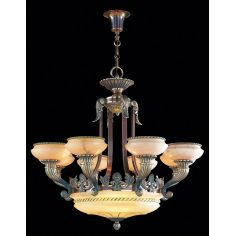 CHANDELIER. Padua Collection 28598