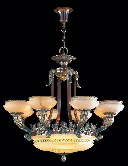 Chandeliers CHANDELIER. Padua Collection 28598