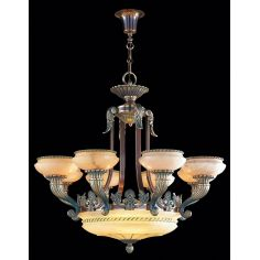 CHANDELIER. Padua Collection 28628