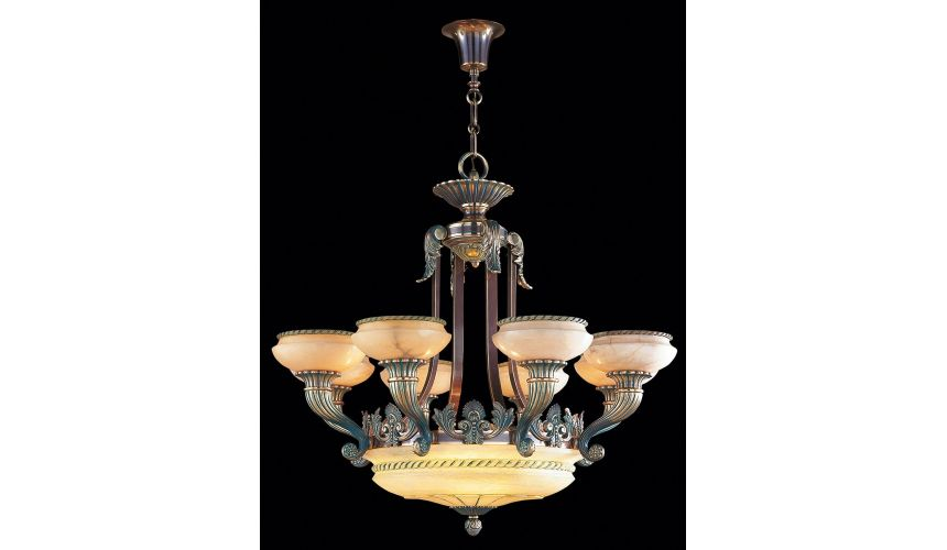 Chandeliers CHANDELIER. Padua Collection 28628