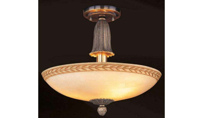 Pendant Lighting CEILING FIXTURE. Vezelay Collection 28525