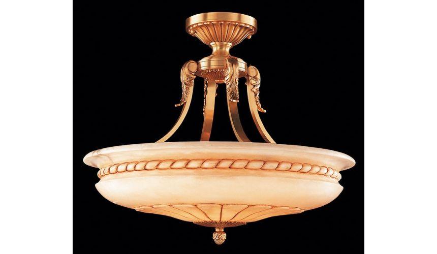 Pendant Lighting CEILING FIXTURE. Vezelay Collection 28954